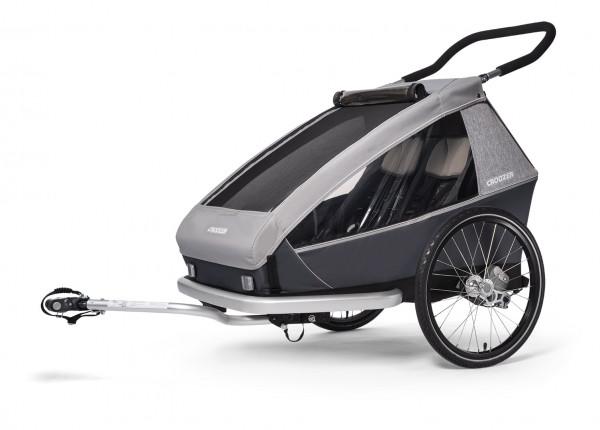 Croozer Kid Keeke 2 Fahrradanhänger Modell 2020