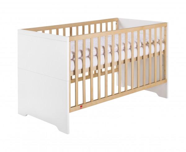 Schardt Coco White Kombi-Kinderbett 70x140 cm