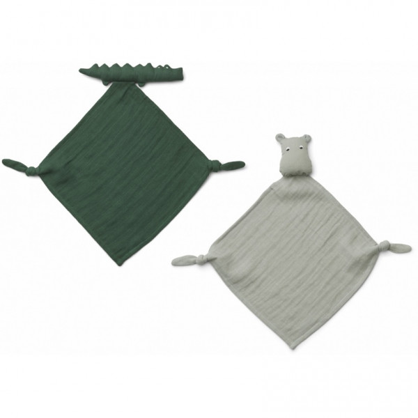Liewood Yoko mini cuddle cloths 2-pack