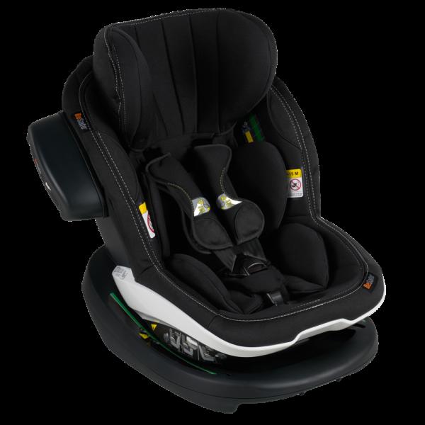 Besafe iZi Modular A X1 i-Size Premium Car Interior Black