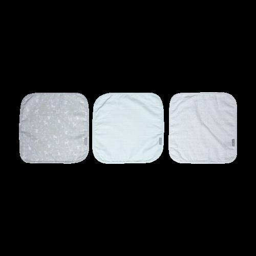 bébé-jou gauze towels 3pack