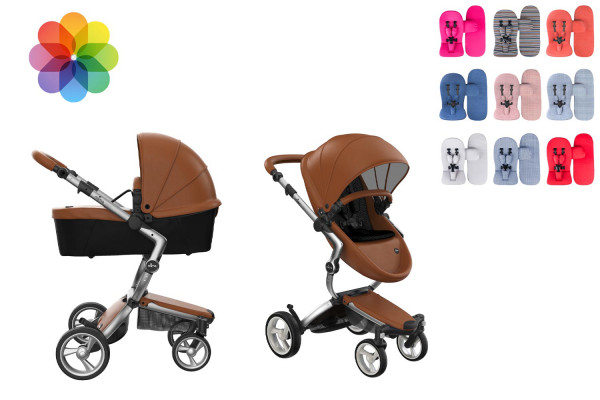 Mima Xari Design Kinderwagen Kollektion 2021