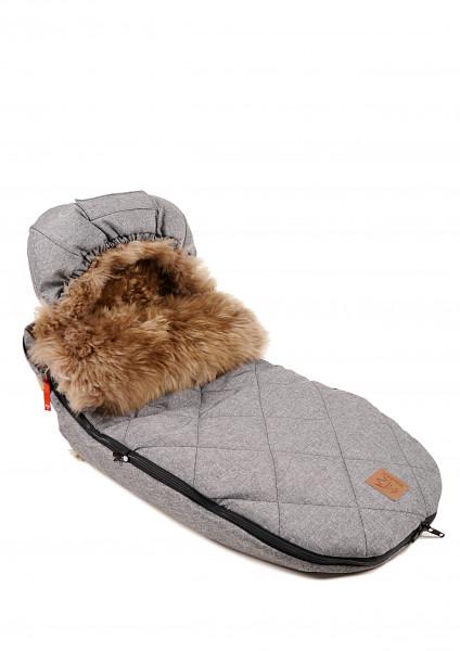 Kaiser High Wool Fußsack passend für Bugaboo und Joolz