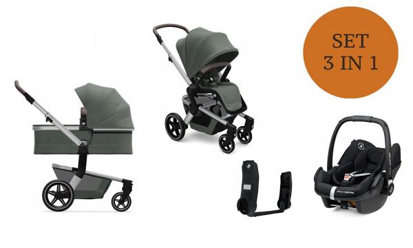 Joolz Hub+ Kinderwagen Set 3 in 1 mit Joolz X Maxi Cosi