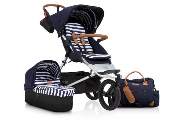 Mountain Buggy Urban Jungle 3 Luxury Set