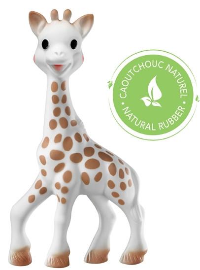 Sophie La Girafe® (Geschenkkarton weiß)