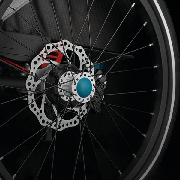 Qeridoo disc brake set from 2018