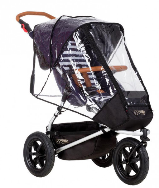 Mountain Buggy Urban Jungle/Terrain storm cover 2015+