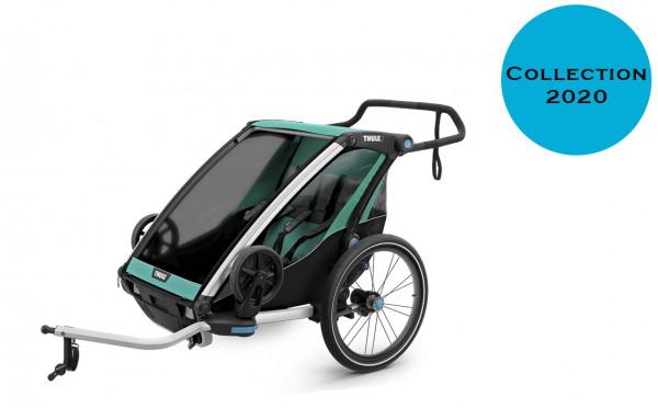 Thule Chariot Lite 2 Fahrradanhänger Kollektion 2020