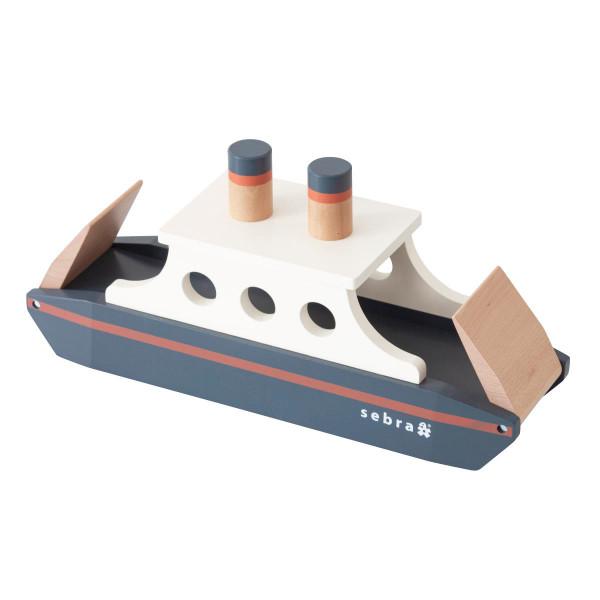 Sebra Holzspielzeug Boot