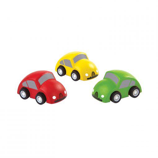 PlanToys Spielzeugautos aus Holz