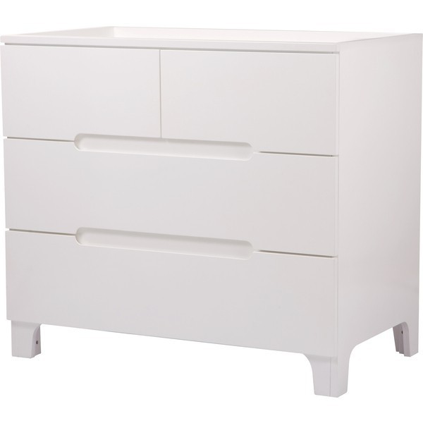 Bloom Alma Dresser Kommode Coconut White