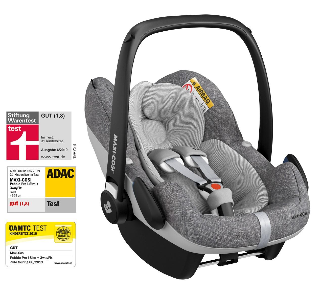 Maxi Cosi Pebble Plus Neugeboreneneinsatz