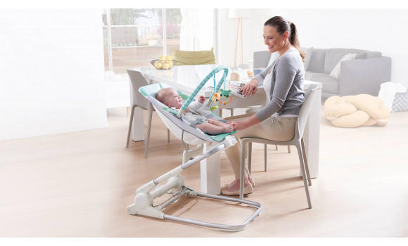 Tiny Love Schommelstoel.Tiny Love 3 In 1 Close To Me Bouncer