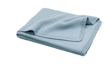 Fresk knitted blanket 80x100 cm